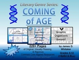 Coming of Age Literary Genre Unit Resource Common Core