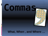 Commas Powerpoint 14