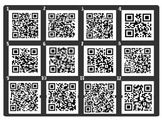 Comments and Questions-A QR CODE ACTIVITY