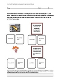 Common Core 2.RL.3 How Characters respond differently Worksheet