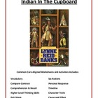 Indian in the Cupboard by Lynne Reid Banks Common Core Ali