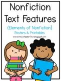 Common Core Aligned Nonfiction Notebook: Exploring Text Features