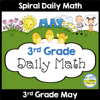Daily Math for 3rd Grade - May Edition