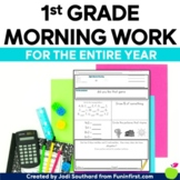 Common Core Differentiated Morning Work for the ENTIRE YEA