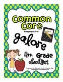 Common Core ELA Galore {4th Grade Checklist}