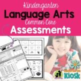 Common Core English/Language Arts Assessments:Kindergarten