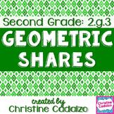 Common Core Geometry Lesson Plan Unit- 2.G.A.3