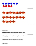Common Core Kindergarten Math Assessment for all math standards