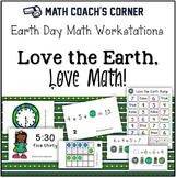 Common Core: Love the Earth, Love Math