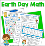Earth Day ~ Common Core Math Games and Activities