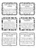 Common Core Math Standards Grade 2 labels