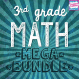 3rd Grade Math Mega Bundle