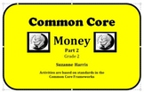Common Core Money Worksheets Part 2