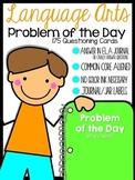 Language Arts Problem of the Day {Kindergarten Version}