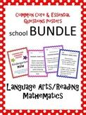 Common Core School Bundle polka dot border-common core and