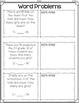 Common Core Standards Math Quick Assessments