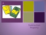 Common Core Subtraction Lesson