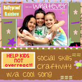 Social Skills - Making Better choices - powerful resource package
