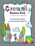 Communities Resource Pack