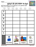 Community Helper Graphing Activities Unit