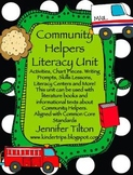 Community Helpers Literacy Unit-Common Core