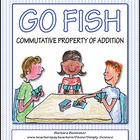 Commutative Property of Addition Go Fish Game