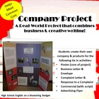 Create a Company / Build a Business Project: Real World +
