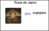 Compare and Contrast Clothes between US and Japan SPANISH