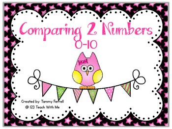 Comparing 2 Numbers: 0-10
