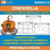 Comparing Cinderella Stories