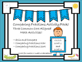 Comparing Fractions Activity Pack