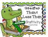 Comparing Numbers {Craftivity}