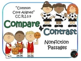 Comparing and Contrasting Nonfiction