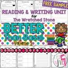 NO PREP Reading & Writing Units {ONE FREE UNIT- The Wretc