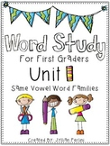 Words Their Way Aligned Lessons and Activities for 1st Gra