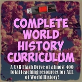 Complete World History Curriculum - Every Resource in My S