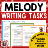 Music Composition: TEN Music Composition Tasks Set 1