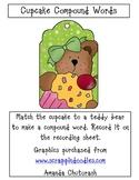 Compound Word Cupcake Match