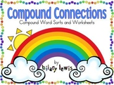 Compound Words - Compound Connection Word Sorts and Worksheets