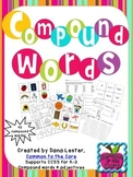 Compound Words {word work}