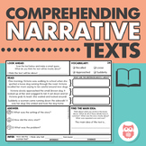 Comprehending and Paraphrasing Narrative Texts