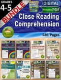 Comprehension Strategies Bundle