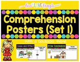 Comprehension Poster Set #1