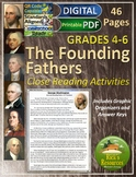 Founding Fathers Reading Comprehension