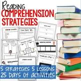 Comprehension Strategies for Reading Workshop