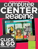 Computer Center Reading | Kindergarten | Phonics and Liter