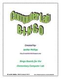 Computer Lab Bingo