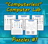 """Computerless"" Computer Lab Puzzles"