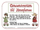 Concentration Elf Homophones