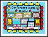 Conference Mega Bundle:Kindergarten ELA Standards